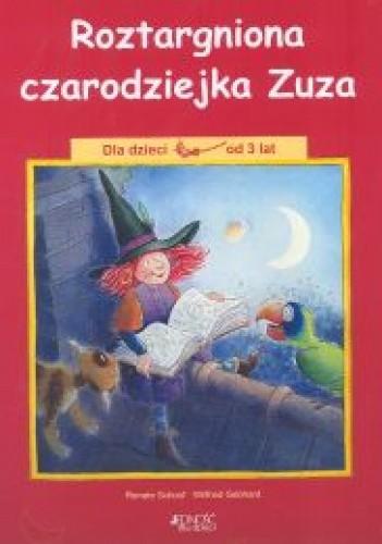 Okładka książki Roztargniona czarodziejka Zuza