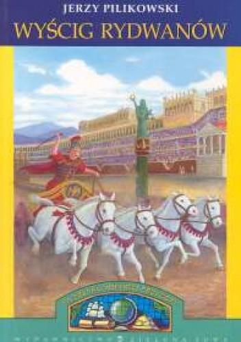 Okładka książki Wyścig rydwanów