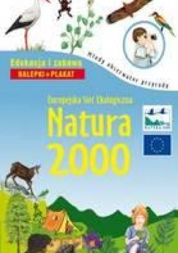 Okładka książki NATURA 2000