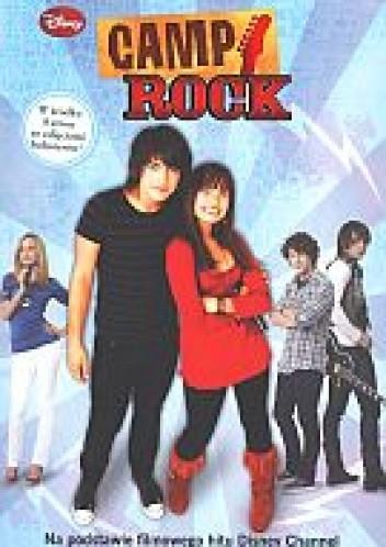 Okładka książki Camp Rock