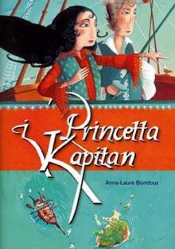 Okładka książki PRINCETTA I KAPITAN