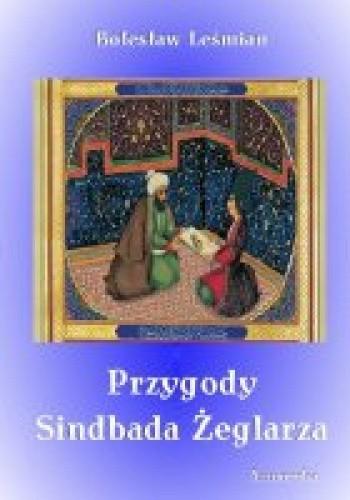 Okładka książki Przygody Sindbada Żeglarza