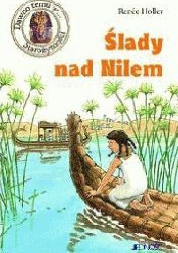 Okładka książki ślady nad Nilem