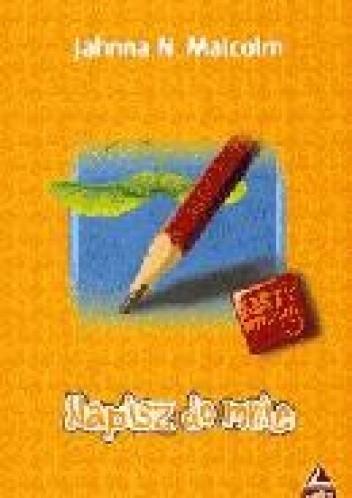 Okładka książki Napisz do mnie