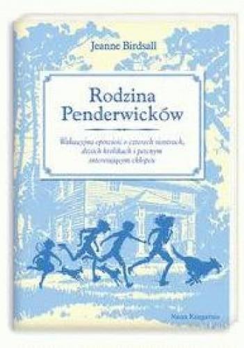 Okładka książki Rodzina Penderwicków