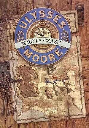 Okładka książki Wrota czasu