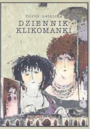 Okładka książki Dziennik klikomanki
