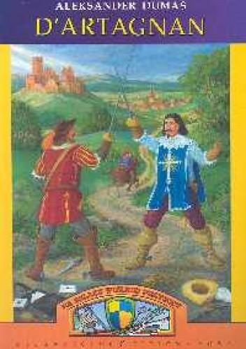 Okładka książki D' Artagnan