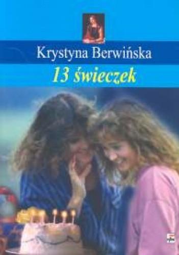 Okładka książki 13 świeczek