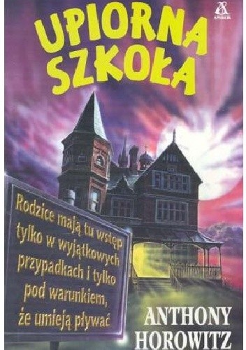 Okładka książki Upiorna szkoła