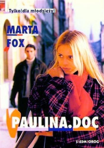 Okładka książki Paulina.doc