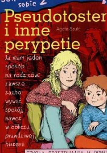 Okładka książki Pseudotoster i inne perypetie