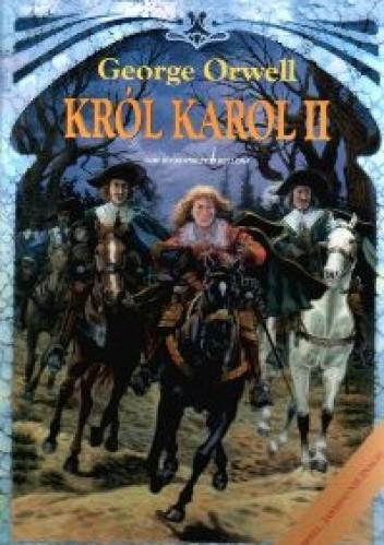 Okładka książki Król Karol II