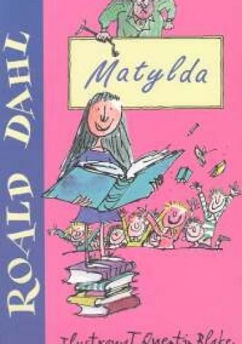 Okładka książki Matylda