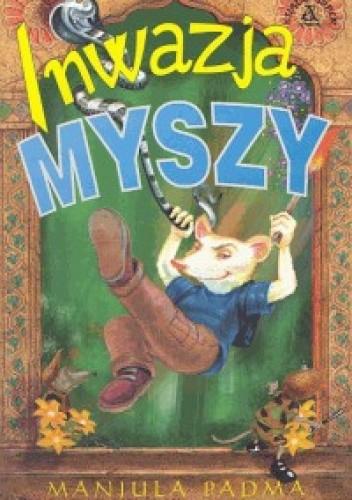 Okładka książki Inwazja myszy