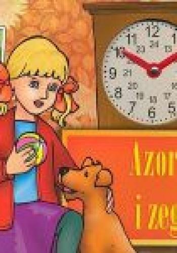 Okładka książki Azorek i zegar