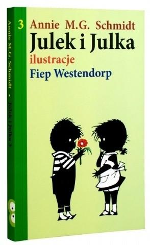 Okładka książki Julek i Julka 3