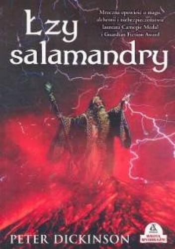 Okładka książki Łzy salamandry