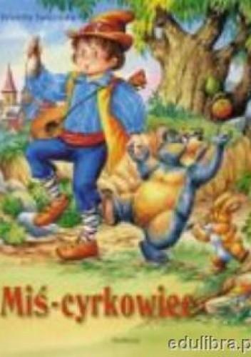 Okładka książki Miś cyrkowiec