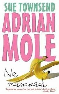 Okładka książki Adrian Mole. Na manowcach