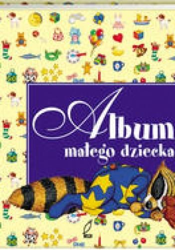 Okładka książki Album małego dziecka