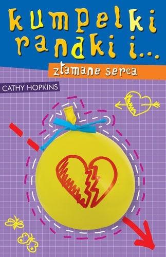 Okładka książki Kumpelki, randki i... złamane serca