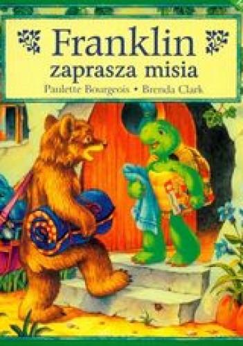 Okładka książki Franklin zaprasza misia