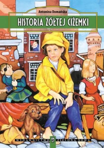 Okładka książki Historia żółtej ciżemki