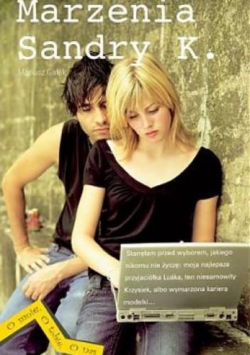Okładka książki Marzenia Sandry K.
