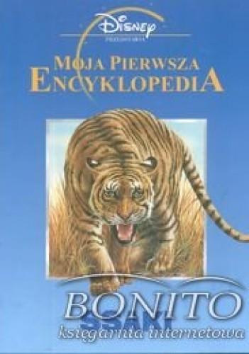 Okładka książki Moja pierwsza encyklopedia Ssaki
