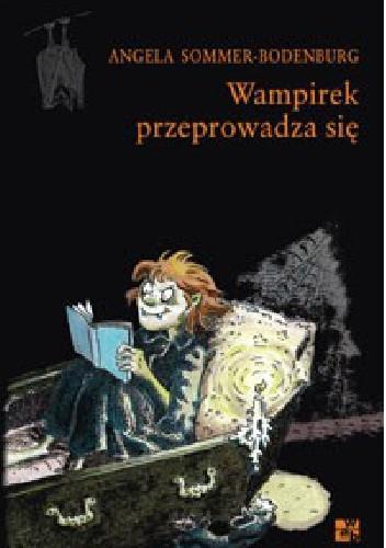 Okładka książki Wampirek przeprowadza się
