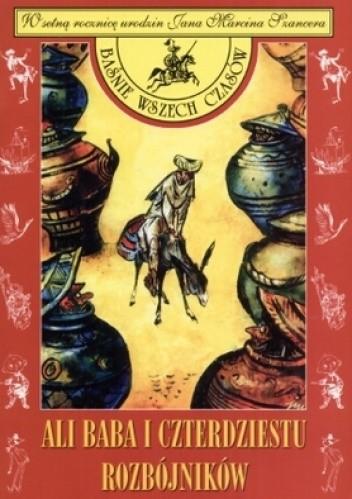 Okładka książki Ali Baba i czterdziestu rozbójników