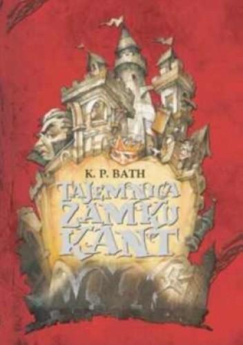 Okładka książki Tajemnica zamku Kant