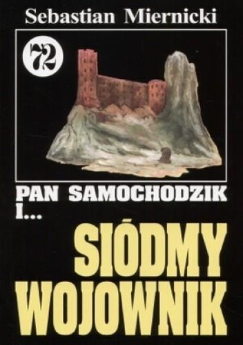 Okładka książki Pan Samochodzik i siódmy wojownik