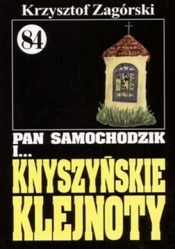 Okładka książki Pan Samochodzik i Knyszyńskie klejnoty