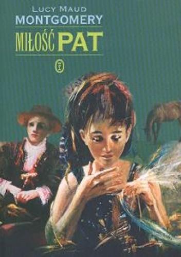 Okładka książki Miłość Pat