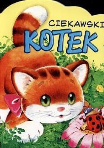 Okładka książki Ciekawski kotek