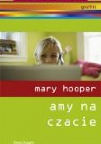 Okładka książki Amy na czacie