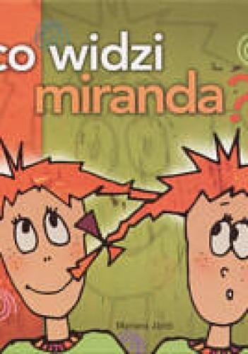 Okładka książki Co widzi Miranda