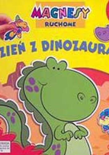 Okładka książki Dzień z dinozaurami