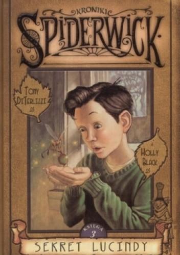Okładka książki Sekret Lucindy