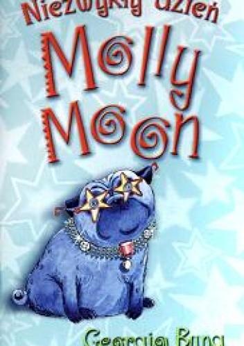 Okładka książki Niezwykły dzień Molly Moon