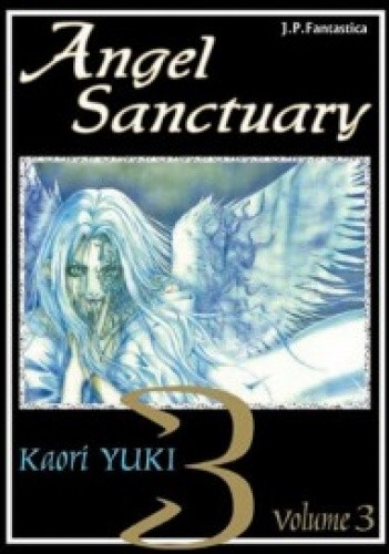 Okładka książki Angel Sanctuary - 3