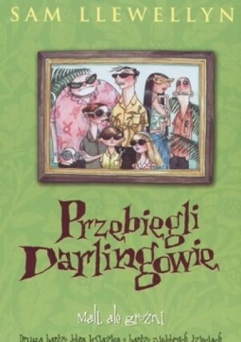 Okładka książki Przebiegli Darlingowie