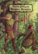 Okładka książki Wesołe przygody Robin Hooda