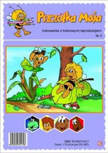Okładka książki Pszczółka Maja cz. 2