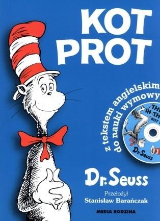 Okładka książki Kot Prot
