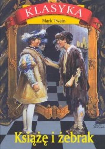 Okładka książki Książę i  żebrak