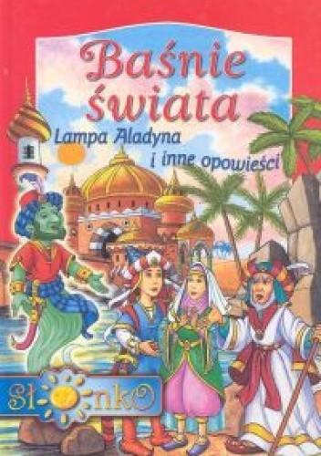 Okładka książki Lampa Aladyna i inne opowieści