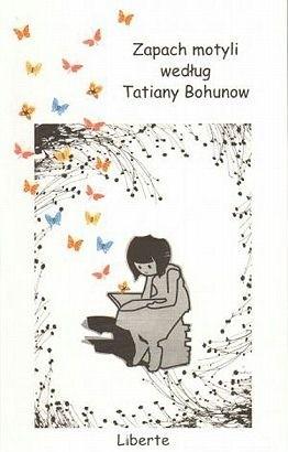 Okładka książki Zapach motyli